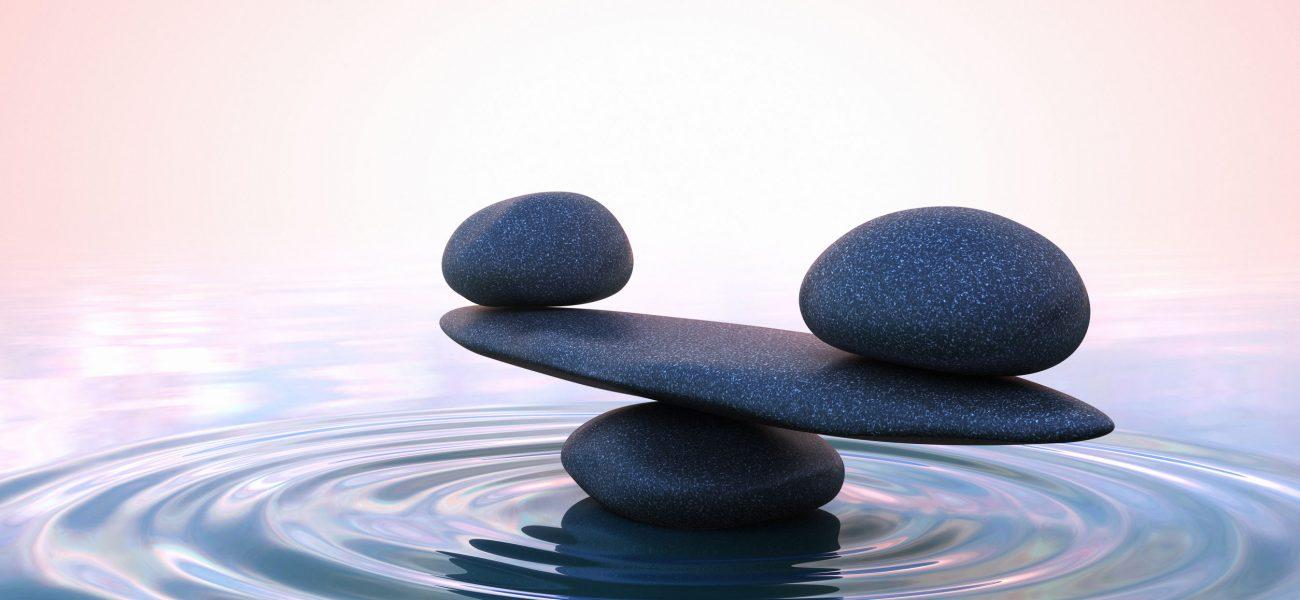 34251395 - zen stones. sunrise zen stones. sunrise
